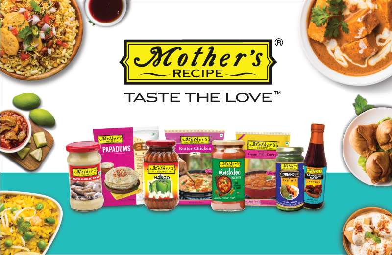 Mother's Recipe Product